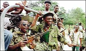 Sierra Leone rebels