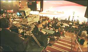 Labour conference 1999