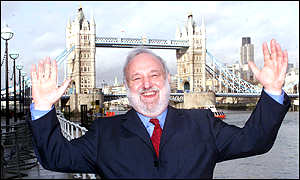 Frank Dobson: Former leader of Camden council