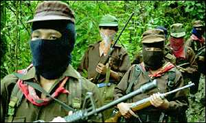 image: [ Zapatista rebels unlikely to be pacified by latest offer ]