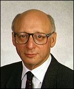 [ image: Gerald Kaufman: questioned role of the BBC]