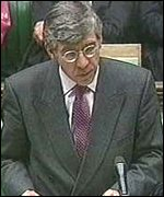 [ image: Jack Straw is getting tough on corrupt officers]