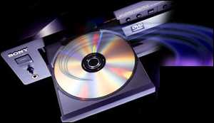 Sony unveils its DVD player but will anyone buy it?