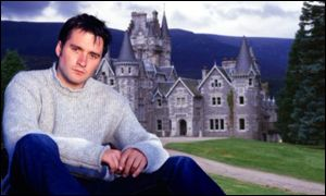 Alastair Mackenzie monarch of the glen