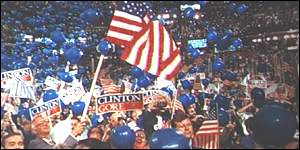 Democrat '96 convention