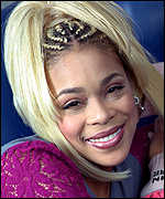 T-Boz from TLC