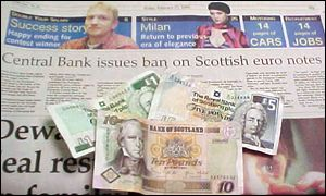 Herald Scotland money