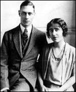 Queen Mother and George VI