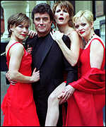 Witches of Eastwick cast