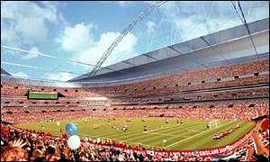 Project Failure – Wembley Stadium