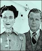 The Duke and Duchess of Windsor