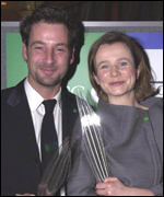 Emily Watson and Jeremy Northam
