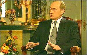 Putin: hawk or liberal democrat?