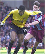 Kanu and Barry