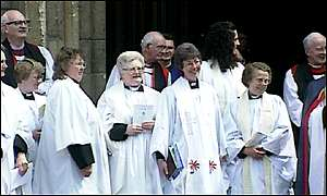 Today in history… England's first women priests ordained