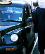 London taxi