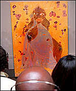 Virgin Mary by Chris Ofili