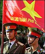 25th anniversary of Vietnam war