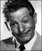 Hollywood and Broadway star Danny Kaye