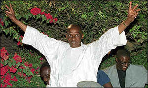 Abdoulaye Wade of Senegal