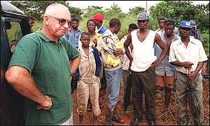 Farm Invasions in Zimbabwe