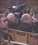 rats at mayoral debate