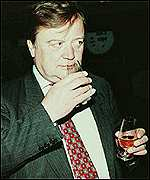 Forme chancellor Kenneth Clarke