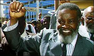 President Nujoma of Namibia