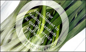 Food with the St Michael's Promise