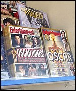 Movie magazines