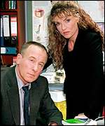 Christopher Timothy and Jacqueline Leonard