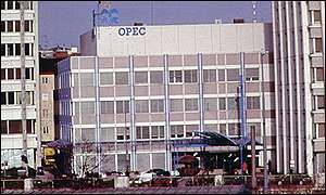 Opec's Vienna headquarters