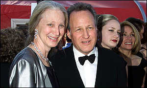 Michael Mann and wife