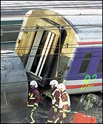 Paddington disaster