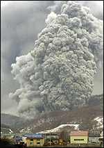 Mount Usu: Volcanic ash can affect world climate for years