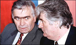 Krajisnik and Karadzic