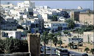 Rabat, Morocco's capital