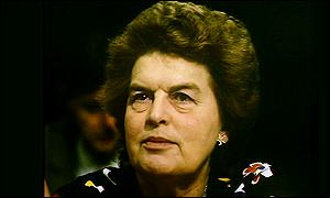 image: [ Baroness Lestor of Eccles championed trade union, child care and anti-racism issues ]