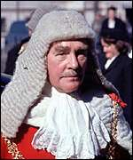 [ image: Lord Widgery carried out the first inquiry in 1972]