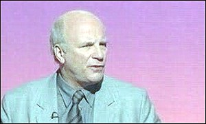 Greg Dyke addressing staff at the BBC