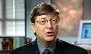 Bill Gates discusses the case