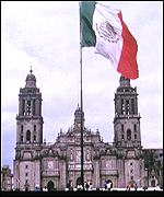Mexican cathedral