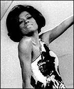 Diana Ross in 1970