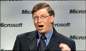 Microsoft's chairman Bill Gates