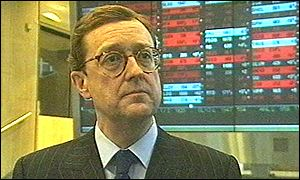 Gavin Casey, London Stock Exchange chief