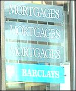 mortgages sign