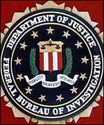The FBI logo