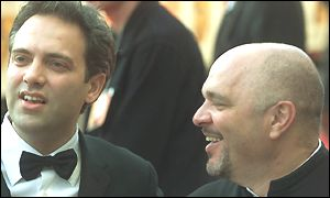 Anthony Minghella and  Sam Mendes
