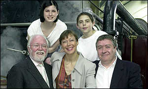 The Railway Children cast