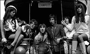 Keith Moon with The Who